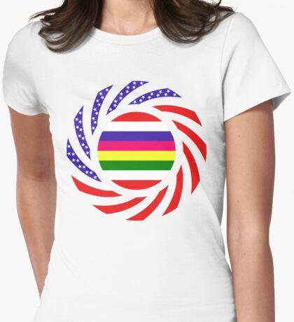 Korean American Multinational Patriot Flag Series 2.0 T-Shirt