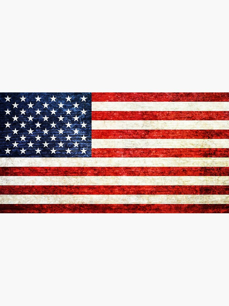 American Flag by zingarostudios