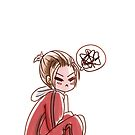 Pouty Kenma by BrittanyPurcell