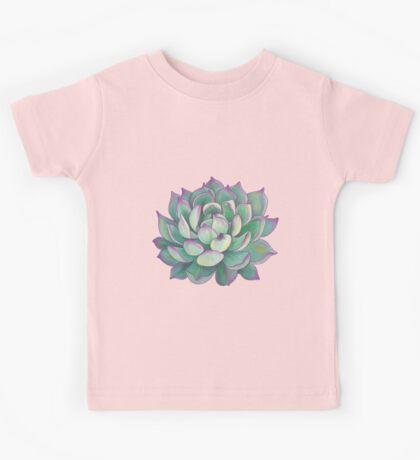 Succulent plant Kids Clothes