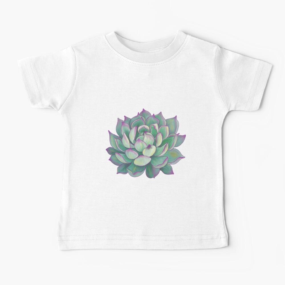 Succulent plant Baby T-Shirt