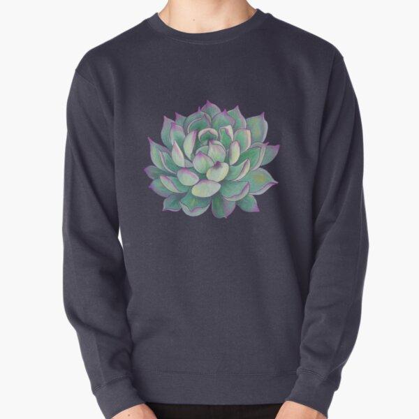 Succulent plant Pullover Sweatshirt
