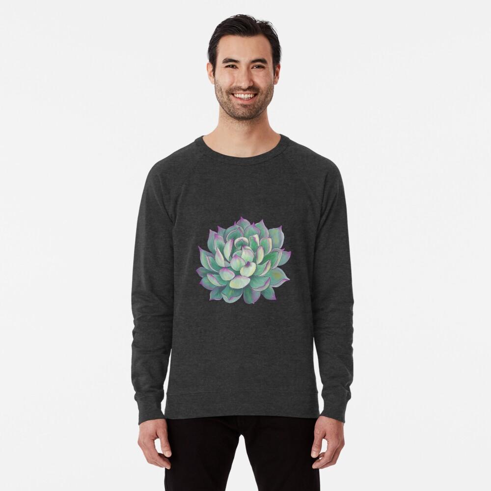 Succulent plant Lightweight Sweatshirt