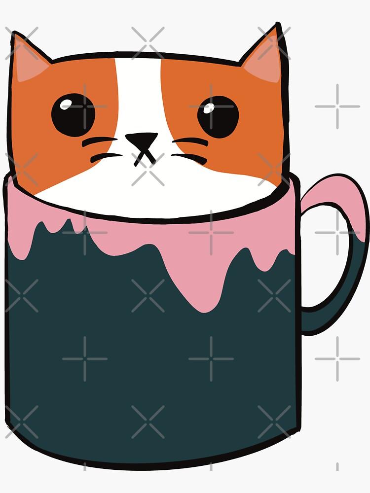 Oscar the Cattuccino Kitten by Myrre