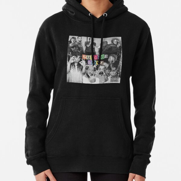 Suicideboys cover paper letter creation Pullover Hoodie