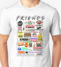 Friends TV Sayings T-Shirt