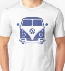 Retro VW Volks Wagon Camper Van T-Shirt