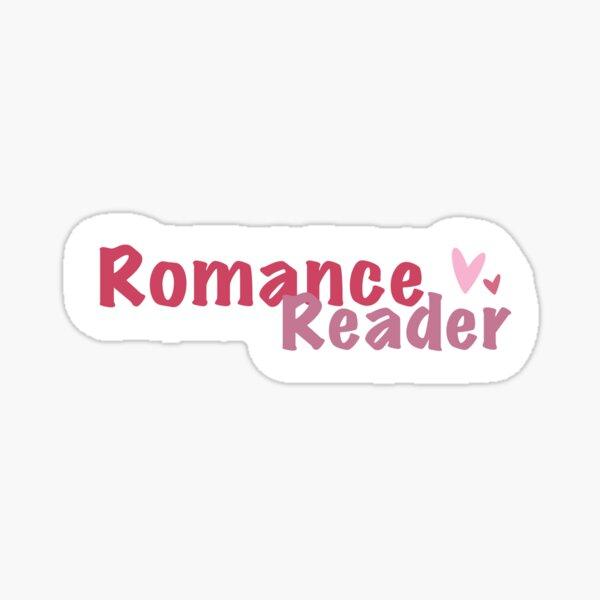 Romance Reader Sticker  Sticker