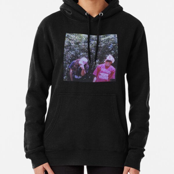 High tide in the snake's nest cover suicideboys Pullover Hoodie