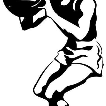 Basketball playersBasketball player by lovingangela