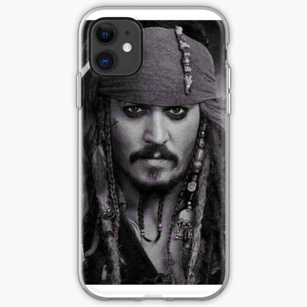 Jack Sparrow iPhone Soft Case