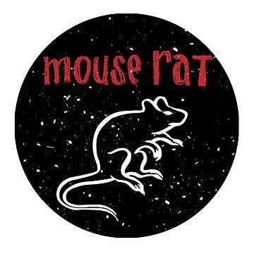 Mouse Rat artwork by Ringskulls