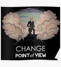 Change point of view Poster