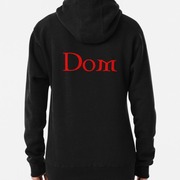 Dom Pullover Hoodie
