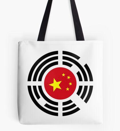 Korean Chinese Multinational Patriot Flag Series Tote Bag