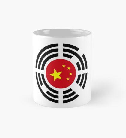 Korean Chinese Multinational Patriot Flag Series Mug