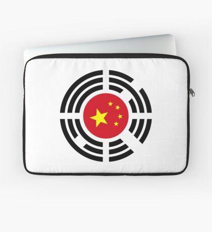 Korean Chinese Multinational Patriot Flag Series Laptop Sleeve
