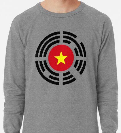 Korean Vietnamese Multinational Patriot Flag Series Lightweight Sweatshirt