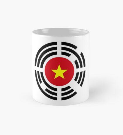 Korean Vietnamese Multinational Patriot Flag Series Mug