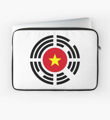 Korean Vietnamese Multinational Patriot Flag Series Laptop Sleeve