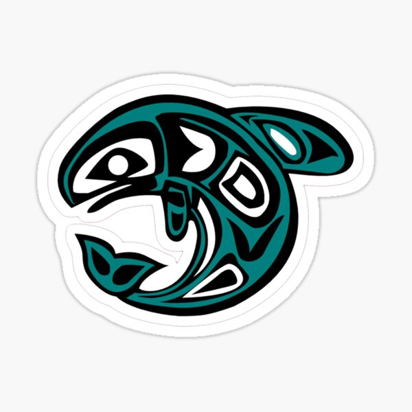 Seattle Origins Sticker