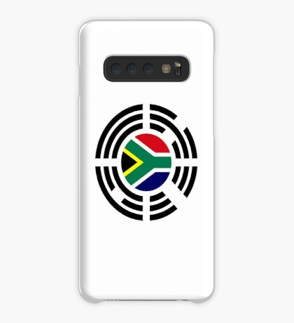 Korean South African Multinational Patriot Flag Series Case/Skin for Samsung Galaxy