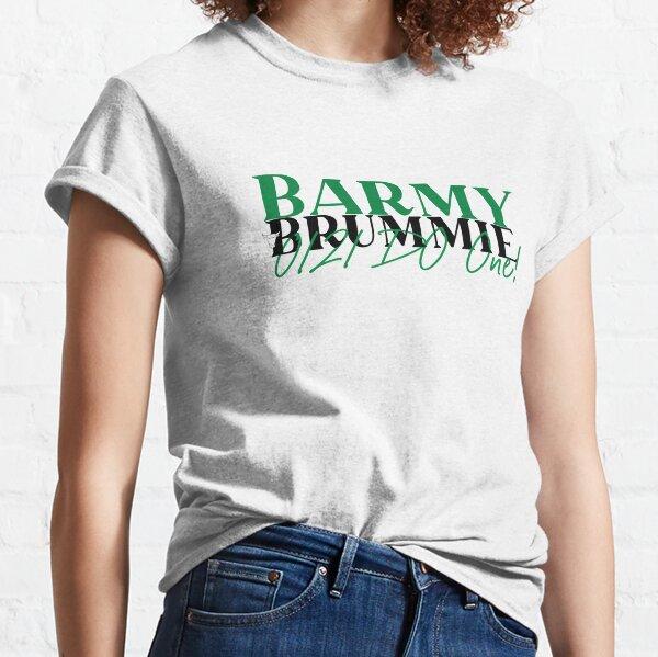 0121 Do One popular Brummie saying Classic T-Shirt