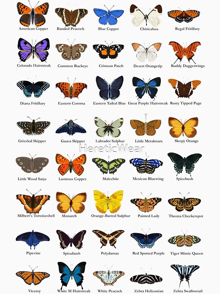 Butterflies by HereticWear