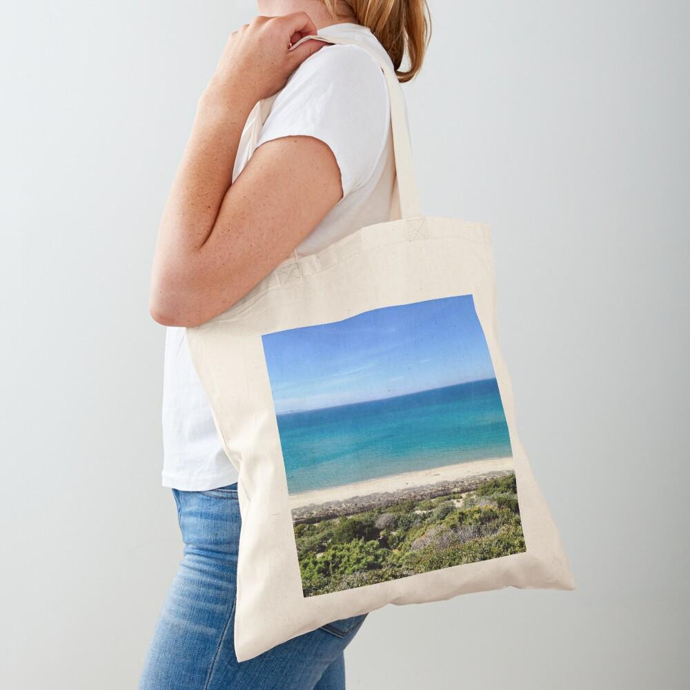 Summer Shades of Blue - Sardinia, Italy Tote Bag