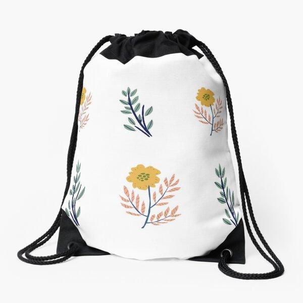 Love for nature Drawstring Bag