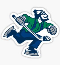 Ice hockey go canucks Sticker