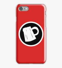 Cider Party Flat Logo iPhone Case/Skin