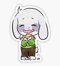 Asriel Sticker