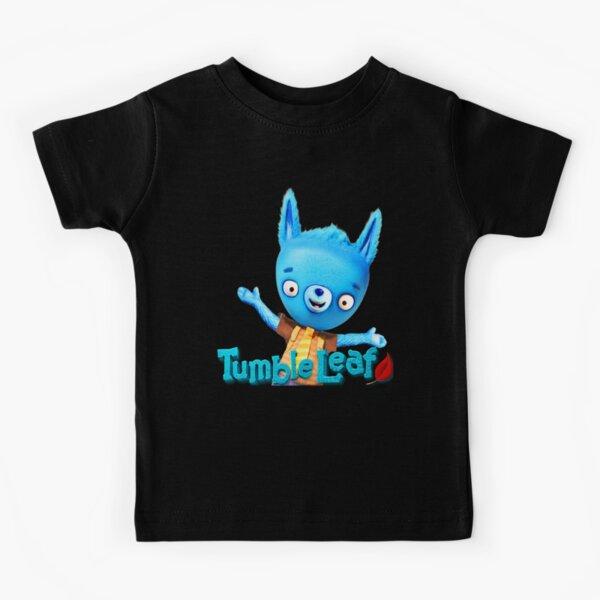 Tumble Leaf characters tumble leaf season 5 stuffed animal birthday  Kids T-Shirt