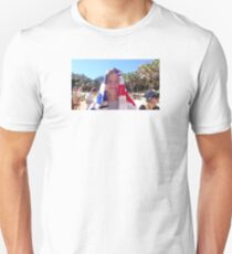 Cute boy at beach (GONE VIDEO GAME!) NINTENDO 64 Unisex T-Shirt