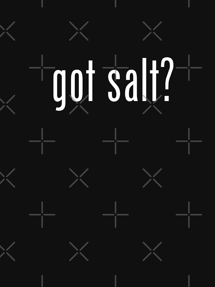 Supernatural - Got Salt? by prolificlee