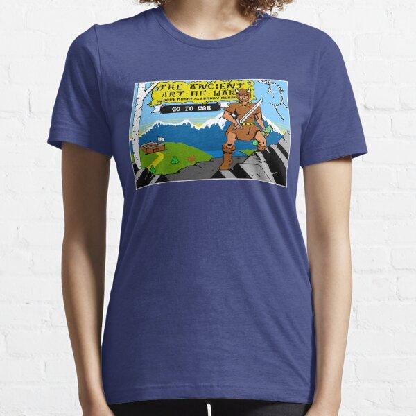 The Ancient Art of War Sun Tzu Essential T-Shirt
