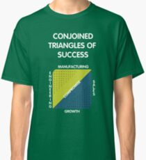 Conjoined Triangles of Success - Silicon Valley Classic T-Shirt