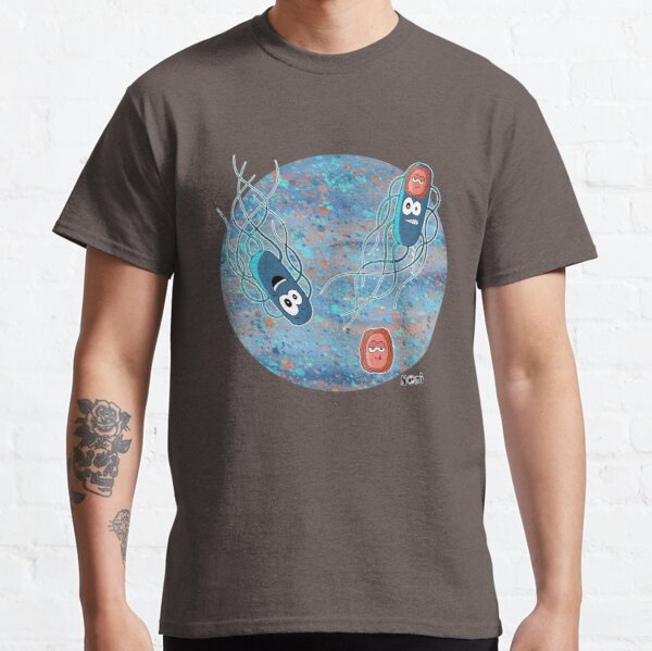 Bacillus subtilis Classic T-Shirt