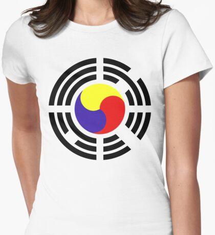 Korean Patriot Flag Series T-Shirt