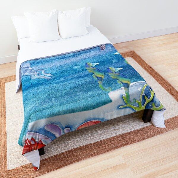 Under The Sea Art Print Decoration Comforter