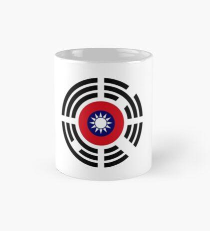 Korean Taiwanese Multinational Patriot Flag Series Mug