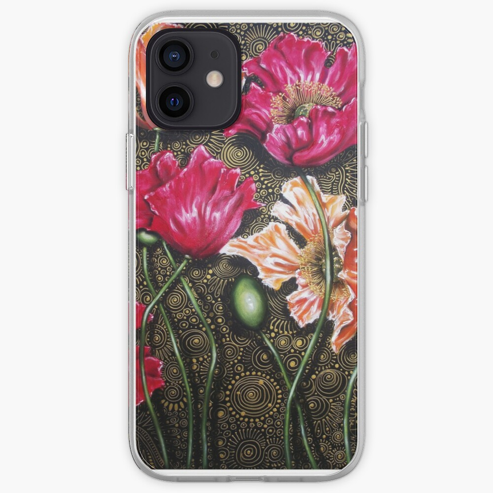 Iceland Poppy Mix iPhone Case & Cover
