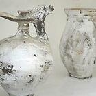 Ancient jugs by Arie Koene