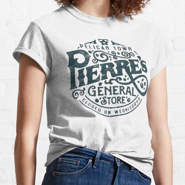 Pierres General Store Logo Classic T-Shirt