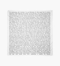 FitzSimmons's quotes Scarf