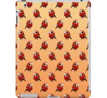 Cute Fat Macaw iPad Case/Skin