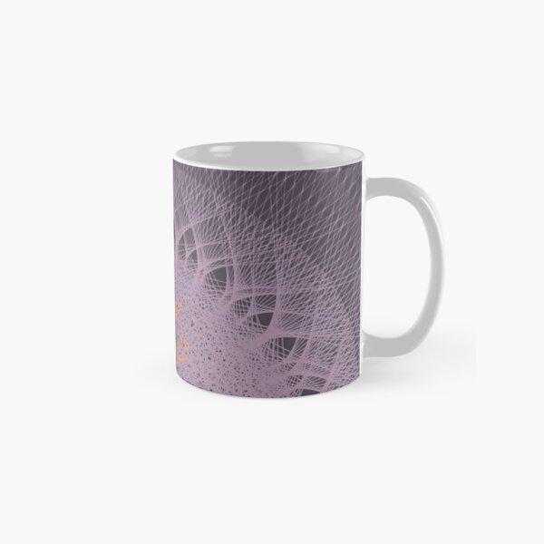 Contemporary Mandalas Track   Slow Down   Sunset Classic Mug