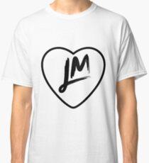Little Mix LM - Black Text Classic T-Shirt