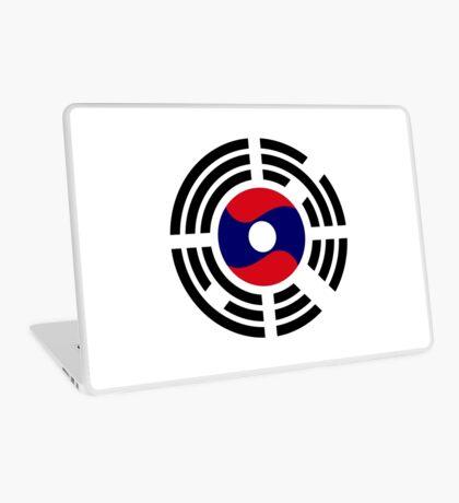Korean Laotian Multinational Patriot Flag Series Laptop Skin